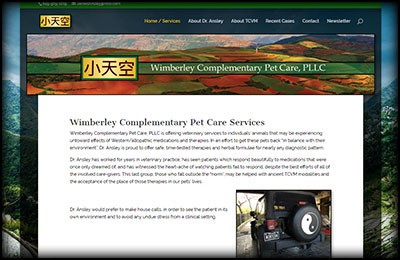 Wimberley Complementary Pet Care, PLLC